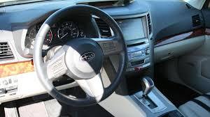 2012 subaru outback interior 2011 subaru outback 2 5i limited an u003ci u003eaw u003c i u003e drivers log autoweek