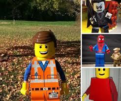 lego ninjago halloween costume diy lego minifigure costumes