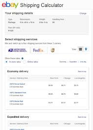 menetapkan ketentuan pengiriman ebay di dalam negeri atau