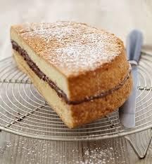 cuisine savoie gâteau de savoie au nutella les meilleures recettes de cuisine d