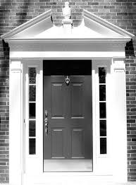 Colonial Exterior Doors Windows And Doors Traditional Exterior Other By Ehrmin