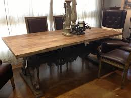 dark rustic dining table home design table rustic dark dining room tables beach style