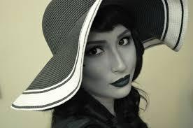 Glamorous Halloween Makeup Black And White 40 U0027s Glamour Makeup Tutorial Youtube