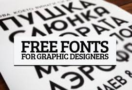 15 best fonts for graphic designers free fonts