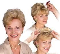 human hair wiglets for thinning hair toppers pull thru wiglets hair b tweenz human hair look of love