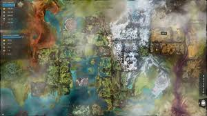 Gw2 World Map by Guild Wars 2 Jumping Puzzle Diessa Plateau Crimson Plateau