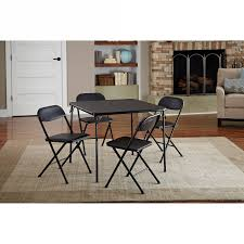 5 piece card table set cosco 5 piece card table set best table 2018