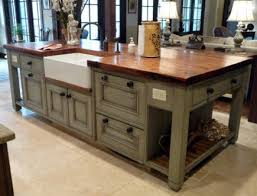 farm table kitchen island kitchen islands with legs hybrids of farm tables and cabinets a