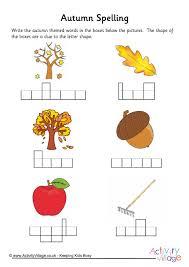 free worksheets printable fall worksheets free math worksheets