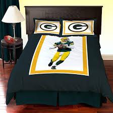 Green Bay Packers Bedroom Ideas Biggshots Nfl Comforter Sets