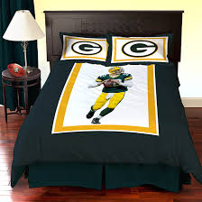 Green Bay Packers Bedding Set Biggshots Nfl Comforter Sets