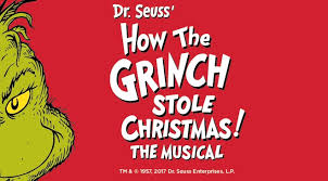 dr seuss how the grinch stole the musical