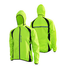 mens hi vis waterproof cycling jacket search on aliexpress com by image