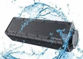Rugged Wireless Speaker Photive Hydra Rugged Water Resistant Wireless Bluetooth Speaker