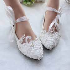wedding shoes ivory white ivory wedding shoes lace shoes bridal flats wedding