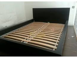 Malm Low Bed Frame Ikea King Size Low Malm Bed Frame Posot Class Regarding