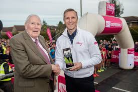 Roger Banister Sir Roger Bannister Awarded A Lifetime Achievement Award By