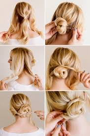 Messy Formal Hairstyles by Easy Updo Hairstyles For Short Hair Easy Messy Updos Short Hair