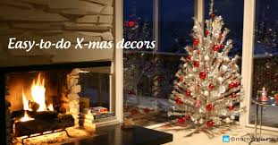 xmas decoration ideas diy christmas decorating ideas easy cheap and attractive my india