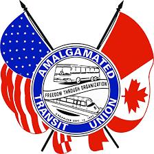1100 The Flag Atu757 U2013 Amalgamated Transit Union 757
