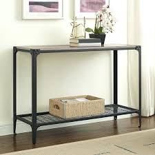 Entrance Tables Furniture Rustic Entryway Table Plans Angle Iron Driftwood Sofa Entry Foyer