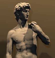 the digital michelangelo project 3d scanning of large statues