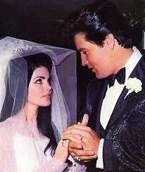 Elvis Priscilla Presley Halloween Costumes Elvis Presley Wife Priscilla Married 1 1967 U003c3