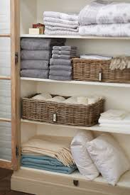 small linen closet organization ideas clean and tidy linen