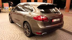 Porsche Cayenne Umber Metallic - chocolate porsche cayenne s youtube