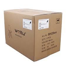 Esszimmerst Le Sale Woltu Bh29ws 2 2 X Esszimmerstühle 2er Set Esszimmerstuhl Design
