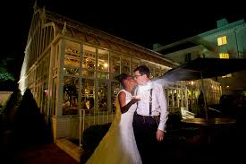Sparklers For Weddings The Conservatory At The Madison Hotel U2022 Summer Wedding Photos