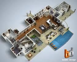 2d u0026 3d floor plans nathan budde portfolio the loop