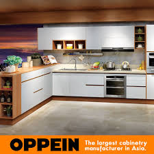 simple modern kitchen cabinet design china laminate modern kitchen cabinet simple designs op15 038