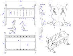 Fine Woodworking 229 Pdf by Building A Baby Cradle Inc Victoria Reg Inc No A0022538u