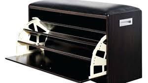 shoe storage ottoman bench marvelous shoe storage ottoman bench taptotrip me