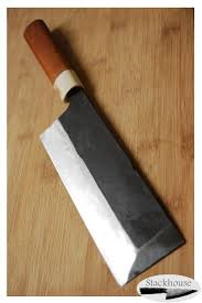 High Carbon Kitchen Knives by Japanese Usuba Nakiri U0027vegetable Knife U0027 Single Bevelled High