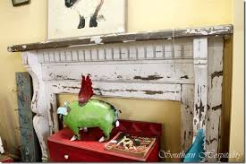 Shabby Chic Fireplaces by The Screen Door Thrifting In Asheville Nc Southern Hospitality