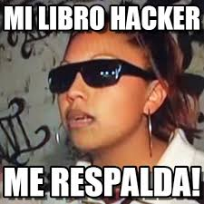 Cholo Memes - mi libro hacker vida de cholo meme on memegen