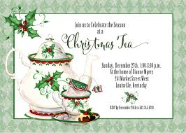 christmas tea party christmas cookie party invitations christmas lights decoration