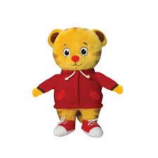 daniel tiger mini plush daniel tiger toys