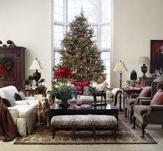 Living Room Holiday Decorating Ideas Living Room Christmas Decorating Ideas Laminate Wooden Floor White