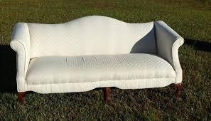slipcover for camelback sofa camelback sofa adrop me