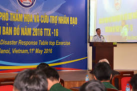 Table Top Exercise by Dvids News Us Vietnam Disaster Response Table Top Exercise