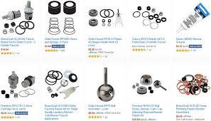 delta kitchen faucet repair kit 2 handle bathroom faucet leaking handle how to repair a