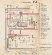 awesome 70 vw bug wiring diagram images wiring schematic