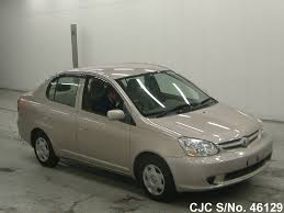 toyota platz car 2003 toyota platz beige for sale stock no 46129 japanese used