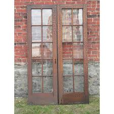 Salvaged French Doors - antique french doors