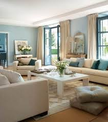 Good Colors For Living Room Home Design Ideas - Relaxing living room colors