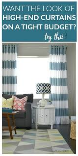 Fabric Shower Curtain With Window Diy Grommet Top Curtains Using Shower Curtains