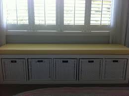bay window bench ikea we got 3 sets of capita legs because we